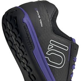 Five Ten Freerider Contact Shoes Women core black/carbon/purple